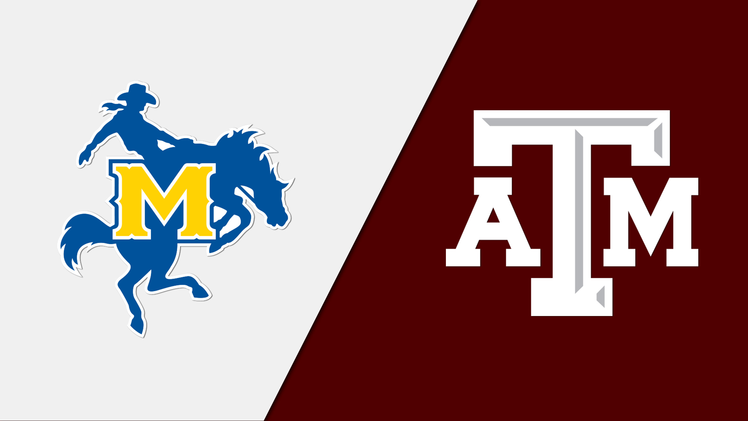 McNeese vs. #19 Texas A&M (Softball)