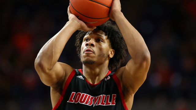 North Carolina vs. #11 Louisville (M Basketball)