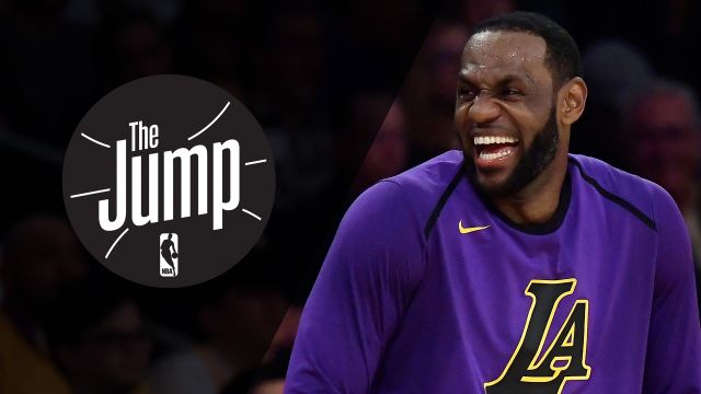Mon, 6/17 - NBA: The Jump