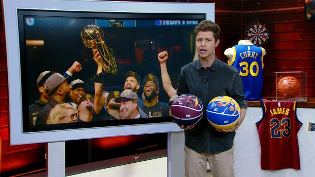 Especial Finais NBA: os bastidores de Warriors x Cavs