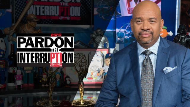 Pardon The Interruption Presented by Jose Cuervo