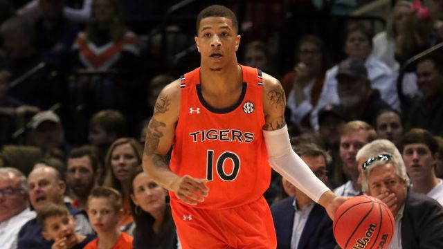 #16 Auburn vs. Ole Miss (M Basketball)