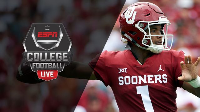 Tue, 7/23 - College Football Live