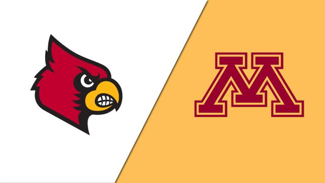Louisville vs. #7 Minnesota (Regional Final) (NCAA Women's Volleyball Tournament)