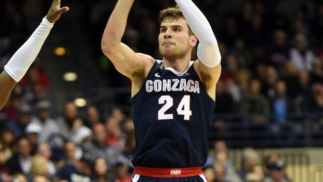 San Francisco vs. #2 Gonzaga (M Basketball)