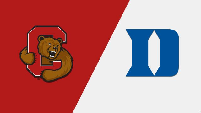 Cornell vs. #20 Duke (Baseball)