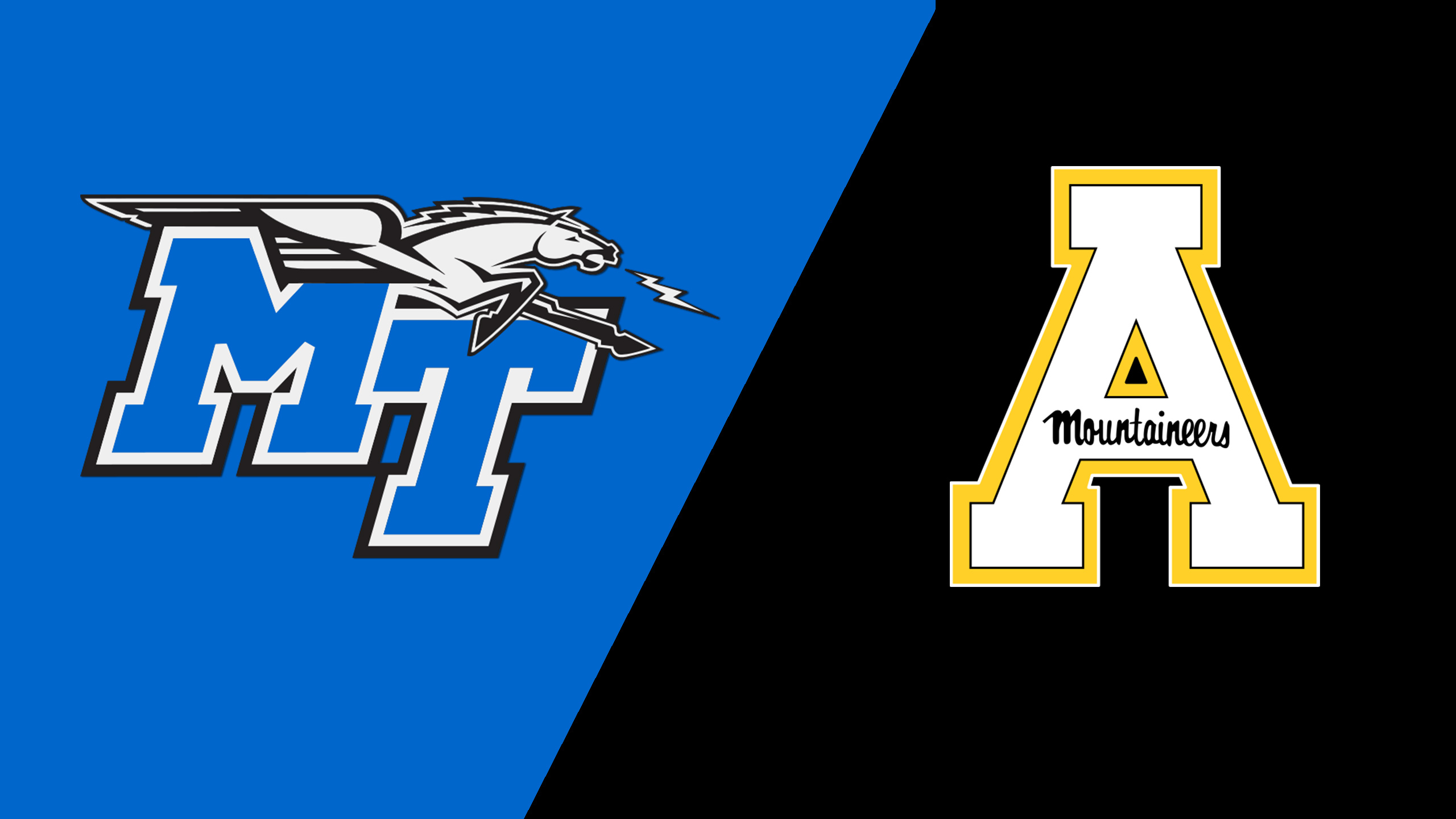 Middle Tennessee vs. Appalachian State (R+L Carriers New Orleans Bowl) (re-air)