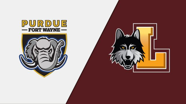 Purdue Fort Wayne vs. Loyola-Chicago (M Volleyball)
