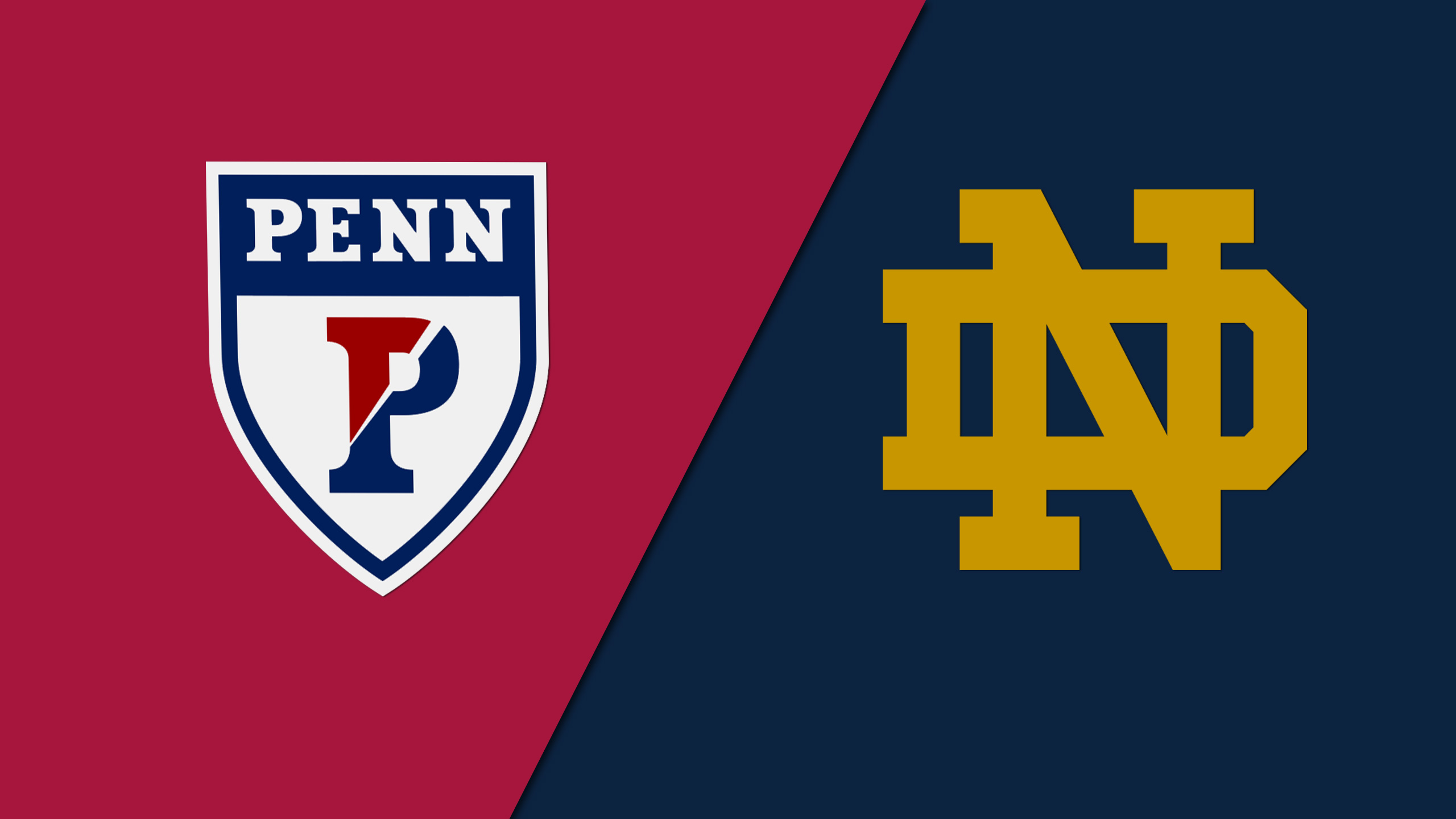 Pennsylvania vs. #1 Notre Dame (W Basketball)