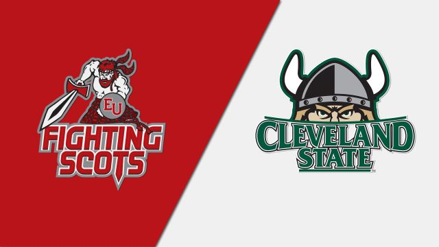Edinboro vs. Cleveland State (M Basketball)