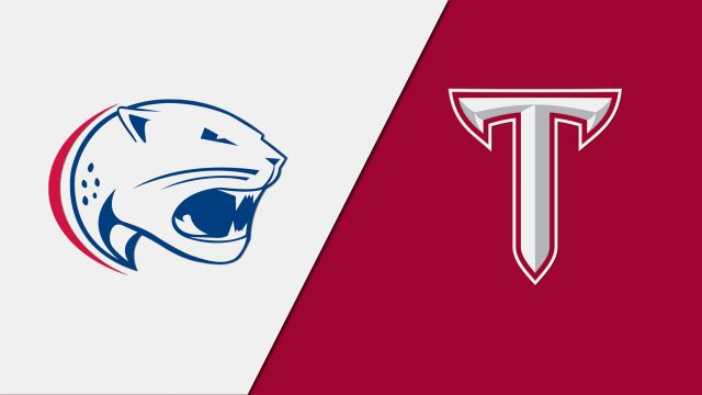 Wed, 10/16 - South Alabama vs. Troy (Football)