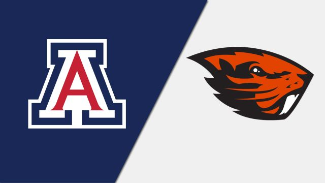 Arizona vs. #4 Oregon State (Baseball)