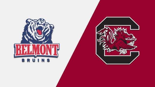 Belmont vs. South Carolina (First Round)
