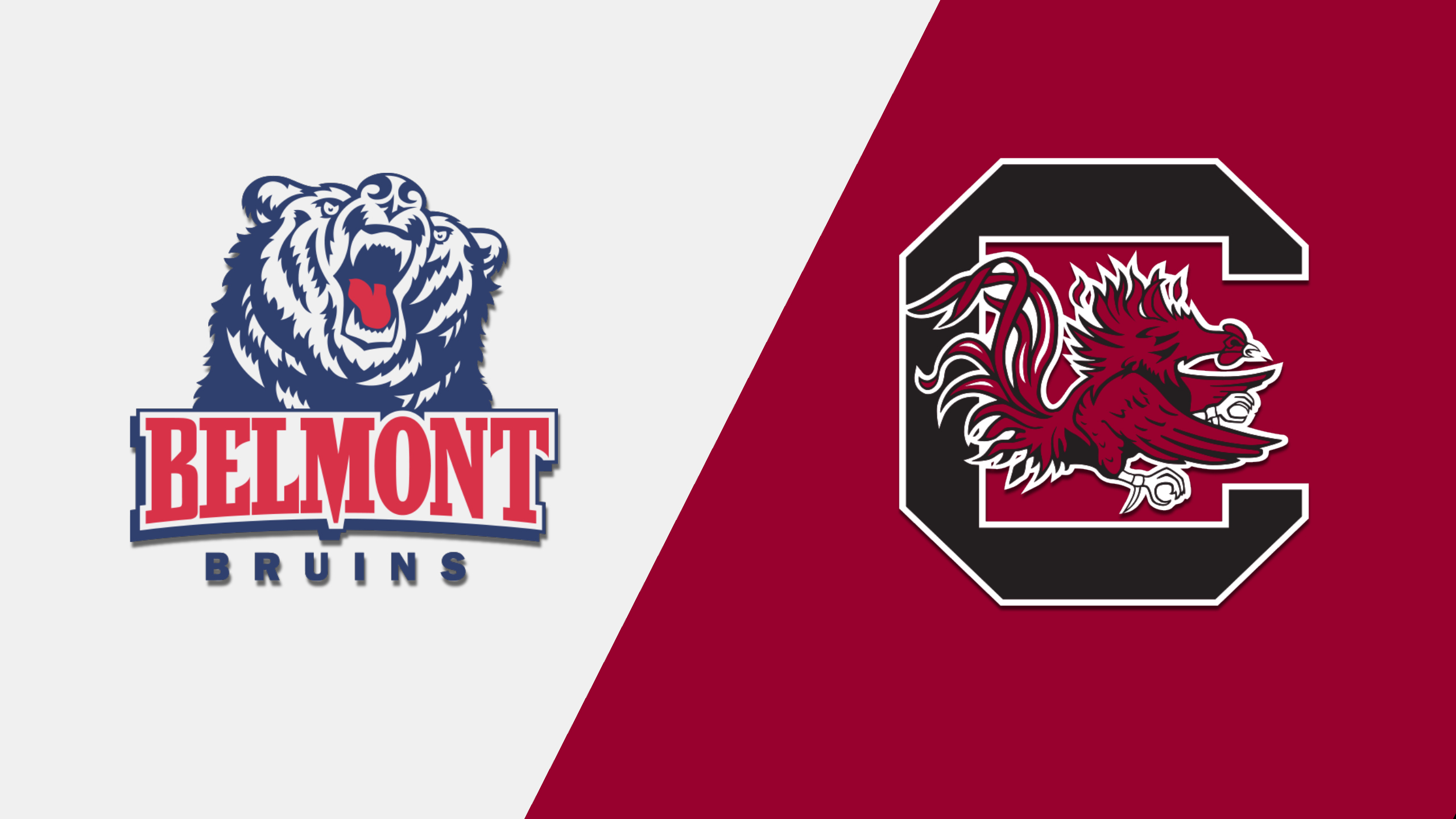 #13 Belmont vs. #4 South Carolina (First Round) (NCAA Women's Basketball Championship)