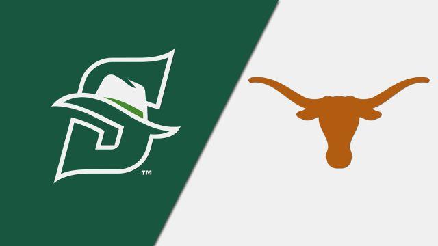 Stetson vs. Texas (W Basketball)