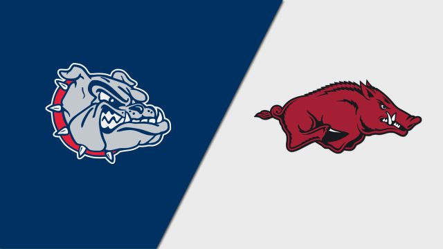 Gonzaga vs. #5 Arkansas (Baseball)