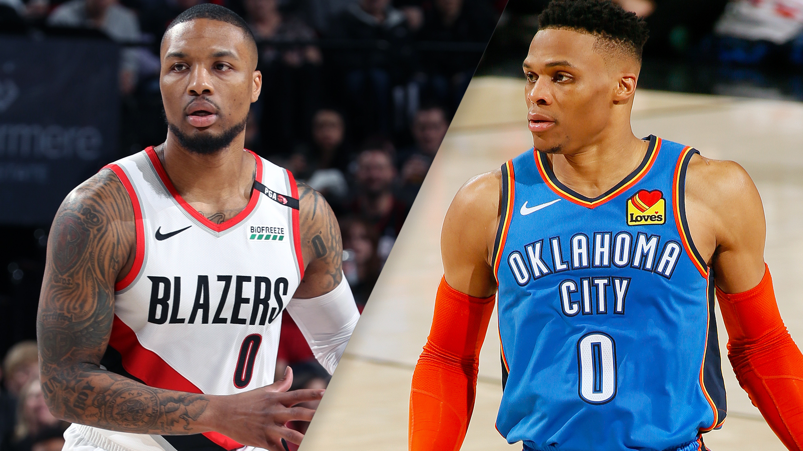 Portland Trail Blazers vs. Oklahoma City Thunder (First Round, Game 3) (re-air)
