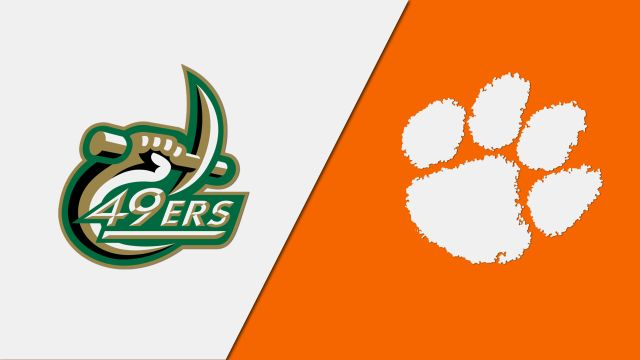Charlotte vs. #2 Clemson (Second Round) (NCAA Men's Soccer Championship)