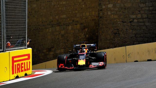 Formula 1 Socar Azerbaijan Grand Prix Practice 1
