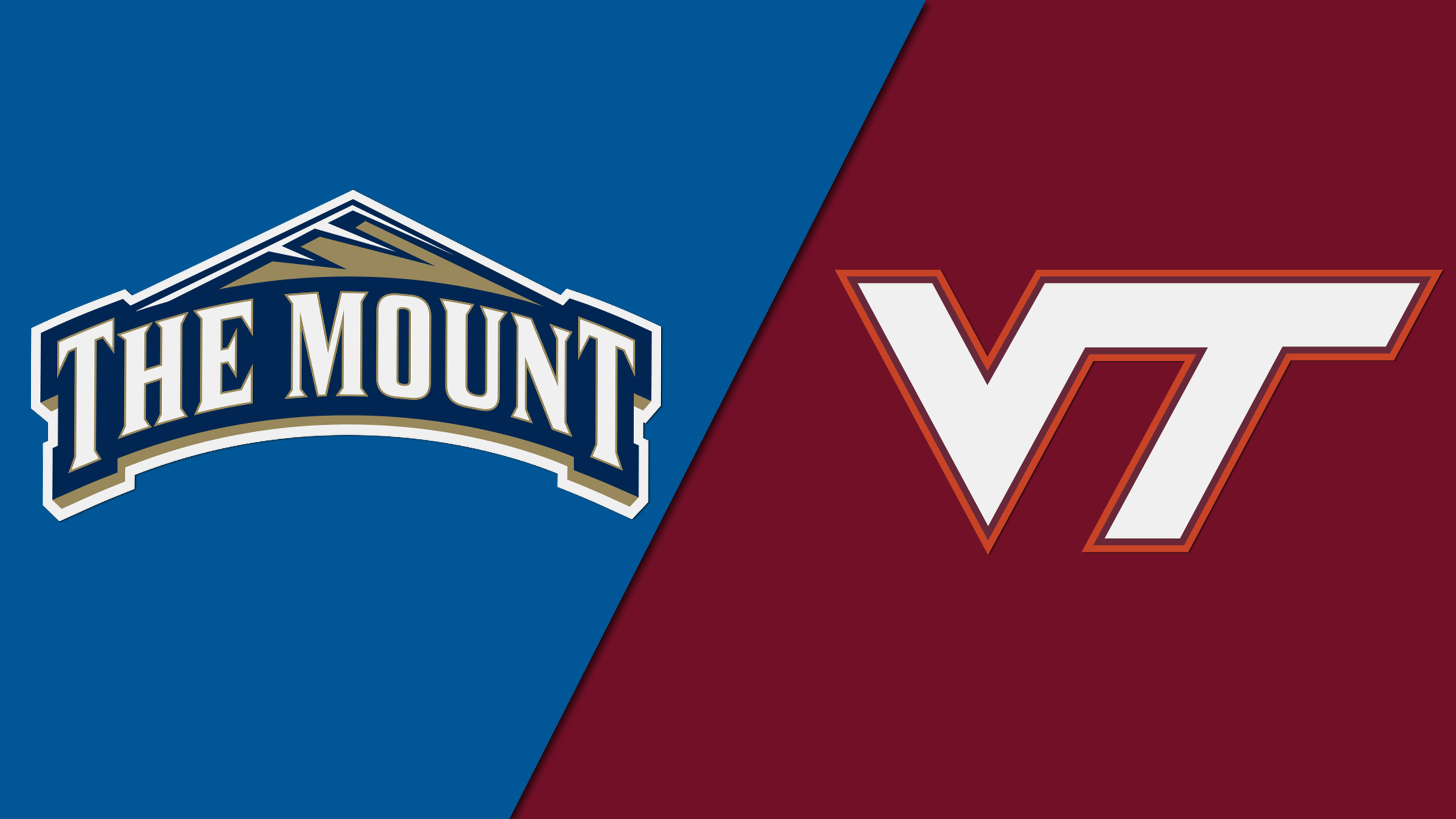 Mount St. Mary's vs. Virginia Tech (W Basketball)