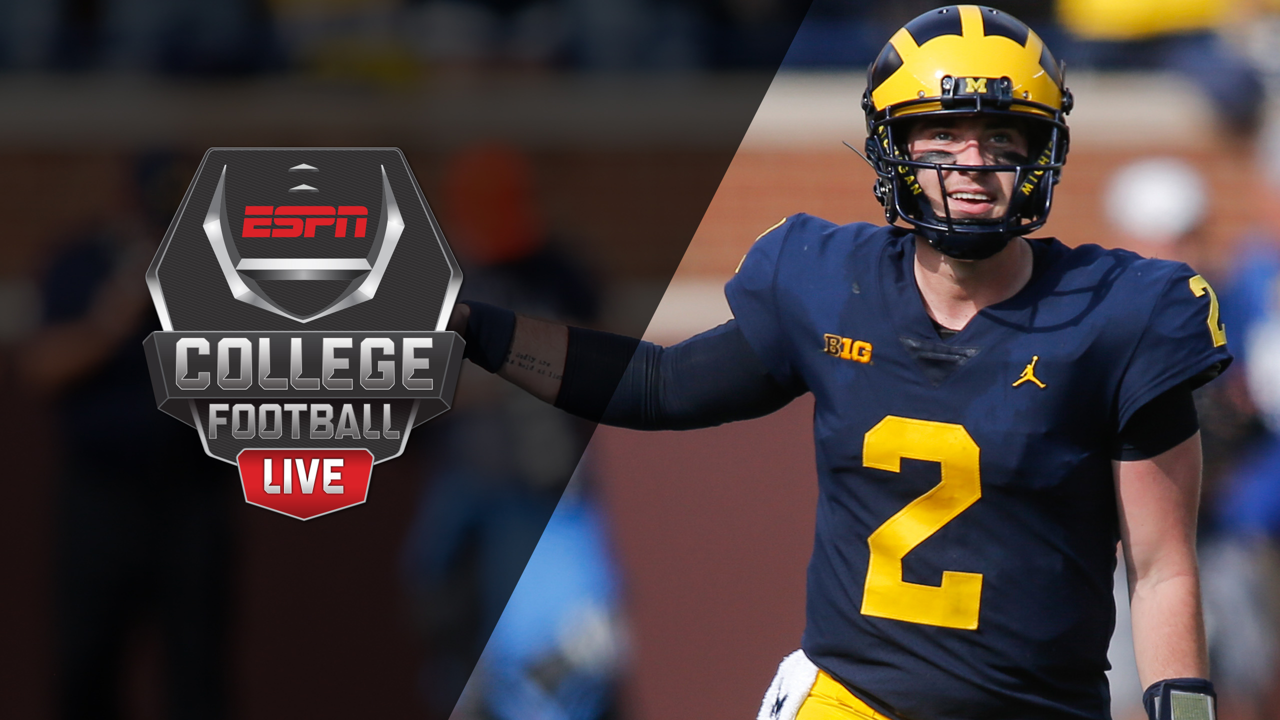 Fri, 10/12 - College Football Live