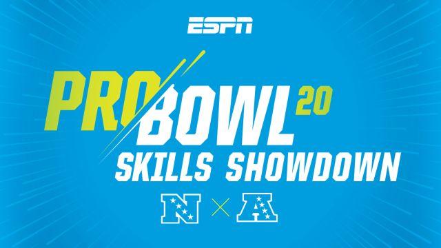 Pro Bowl Skills Showdown