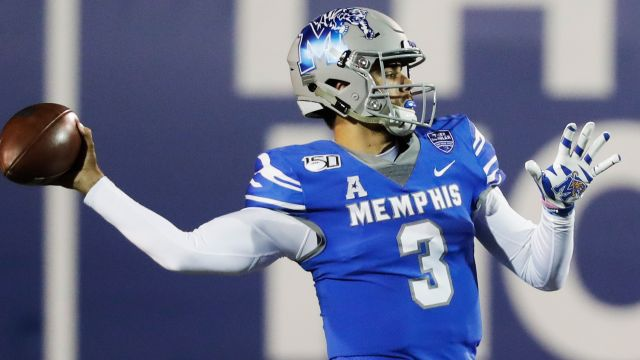 Sat, 11/16 - #18 Memphis vs. Houston (Football)