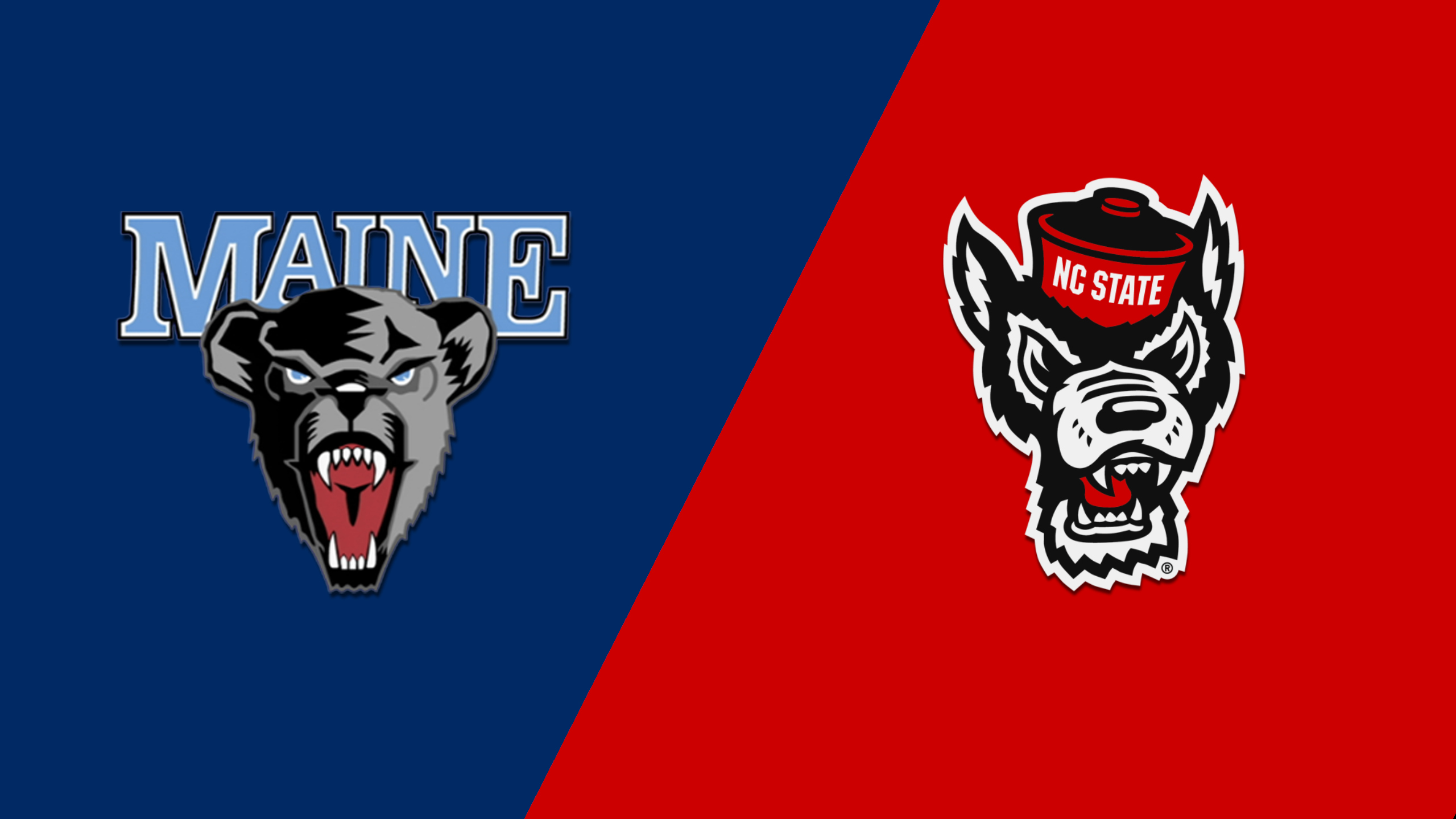 #14 Maine vs. #3 NC State (First Round) (NCAA Women's Basketball Championship)