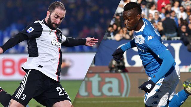 Sun, 2/16 - Juventus vs. Brescia (Serie A)