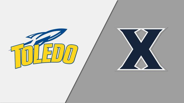#6 Toledo vs. #3 Xavier (First Round) (NIT)