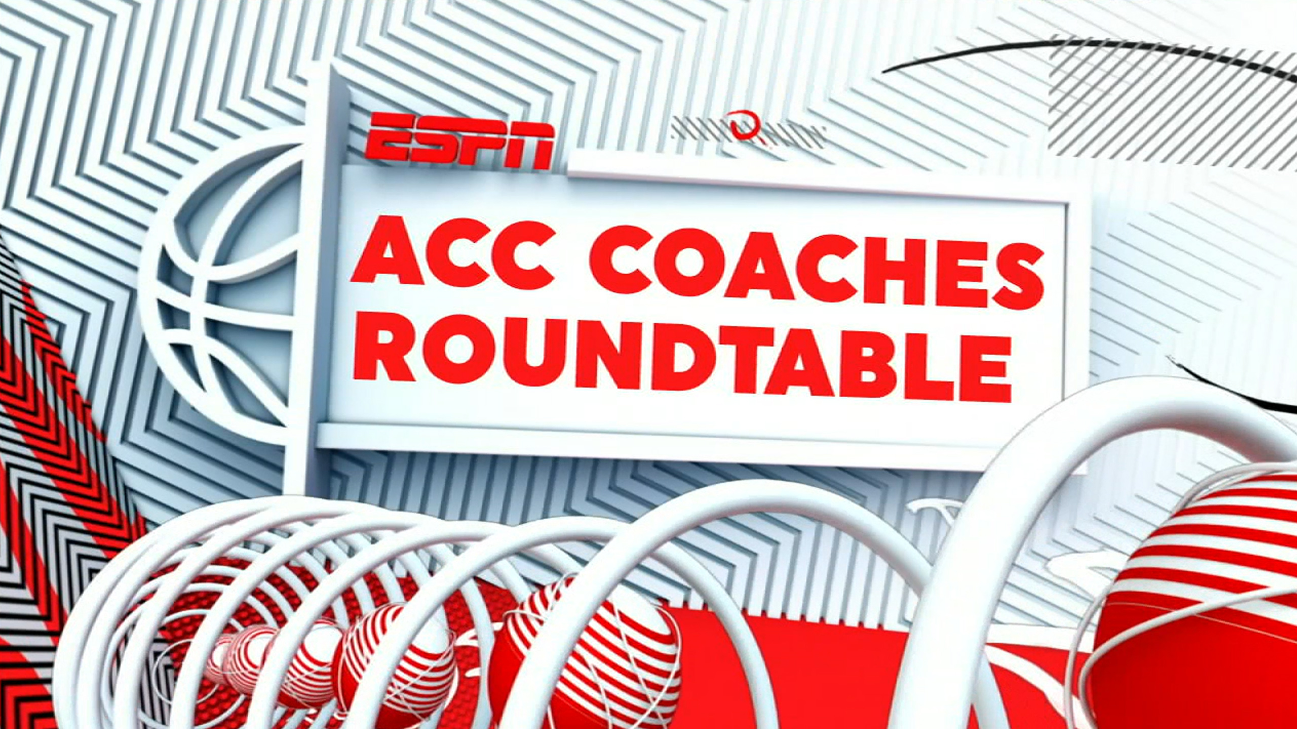 College Basketball Live: ACC Coaches Roundtable