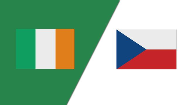 Republic of Ireland vs. Czech Republic (Group Stage) (UEFA Under-19 Championship)