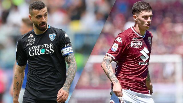 Empoli vs. Torino