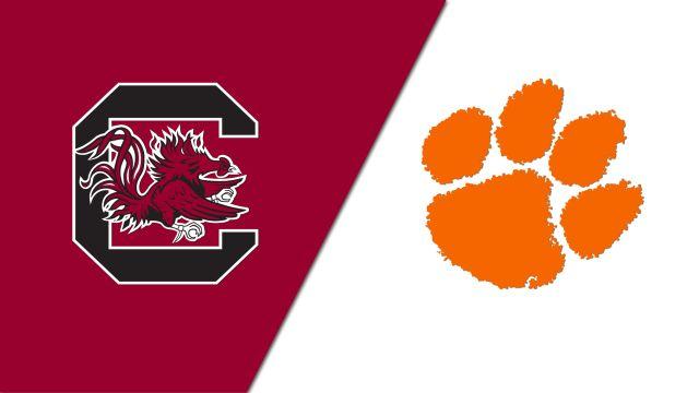 #7 South Carolina vs. #20 Clemson (W Soccer)