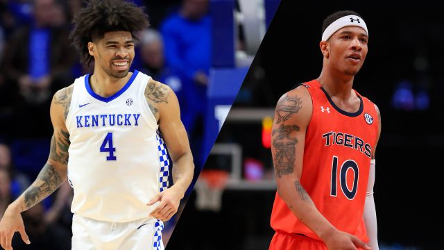 #15 Kentucky vs. #16 Auburn (M Basketball)
