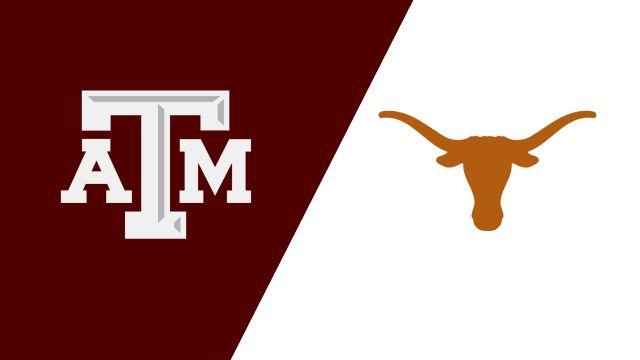 Texas A&M vs. #3 Texas (W Volleyball)