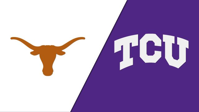 #15 Texas vs. TCU (Baseball)