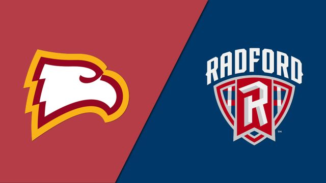 Winthrop vs. Radford (M Basketball)
