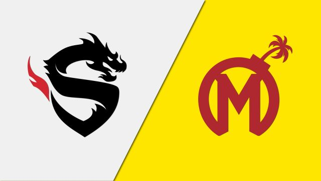 Shanghai Dragons vs. Florida Mayhem