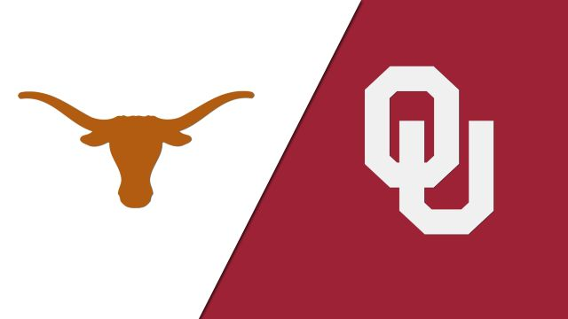 #3 Texas vs. Oklahoma (re-air)