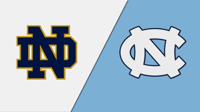 #16 Notre Dame vs. #11 North Carolina (M Soccer)
