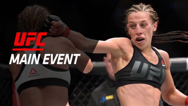 UFC Main Event: Jedrzejczyk vs. Kowalkiewicz