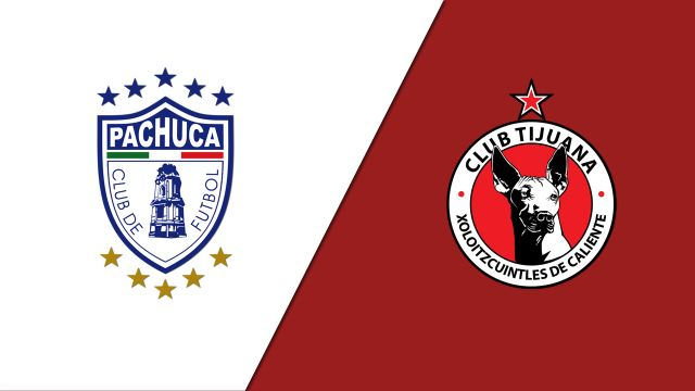 Sat, 9/21 - In Spanish-Tuzos del Pachuca vs. Xolos de Tijuana (Jornada 10) (Liga MX)