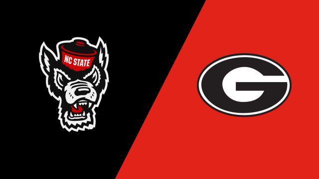 NC State vs. Georgia (W Volleyball)