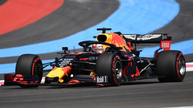 Formula 1 Pirelli French Grand Prix Qualifying