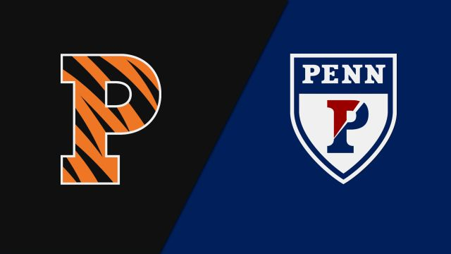 Princeton vs. Pennsylvania (Court 6)