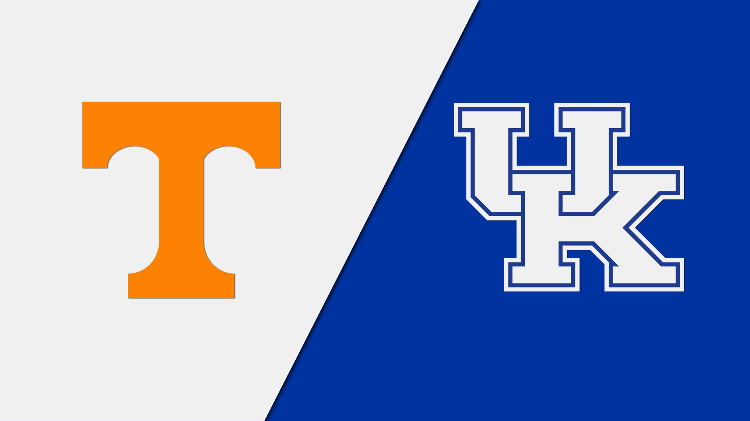 #1 Tennessee vs. #5 Kentucky (M Basketball) (re-air)