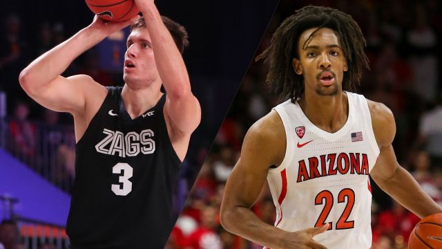 #6 Gonzaga vs. #15 Arizona (M Basketball)