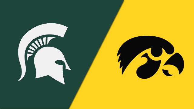 Michigan State Spartans vs. Iowa Hawkeyes