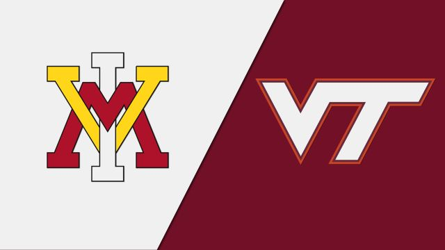 VMI vs. Virginia Tech (Baseball)